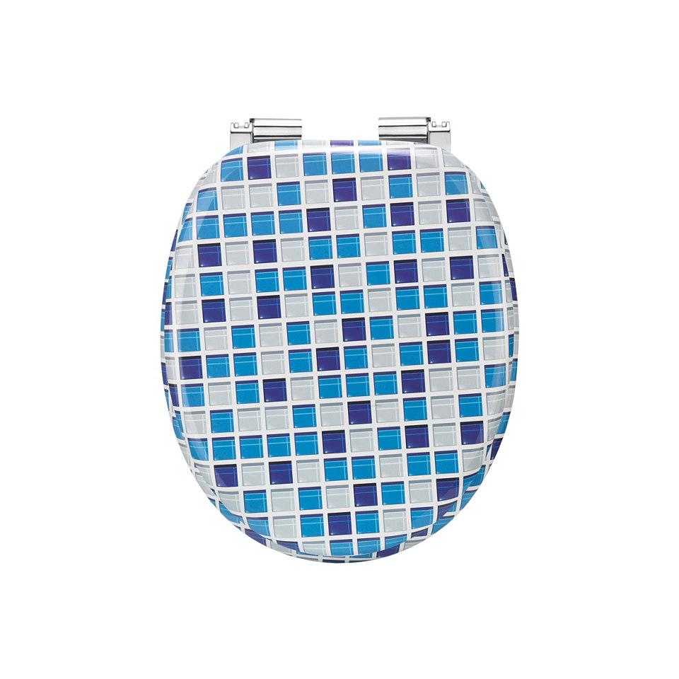wc sitz mosaik blau kaufen im sitze shop von hagebaude. Black Bedroom Furniture Sets. Home Design Ideas