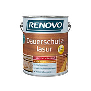 Dauerschutzlasur ebenholz, 2,5L
