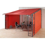 Rollpavillon-Set »Romana« inkl. Seitenteile, 4x3 m