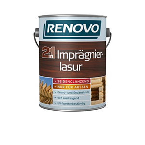 Imprgnierlasur wenge, 2,5L