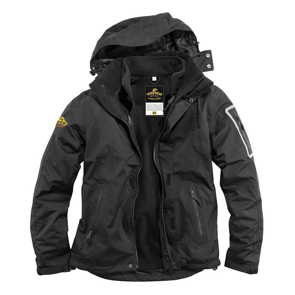 2-in-1-Jacke »Workwear«