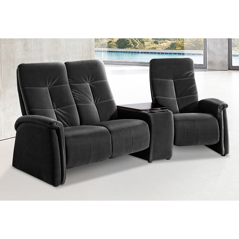 3-Sitzer, City Sofa, mit Relaxfunktion