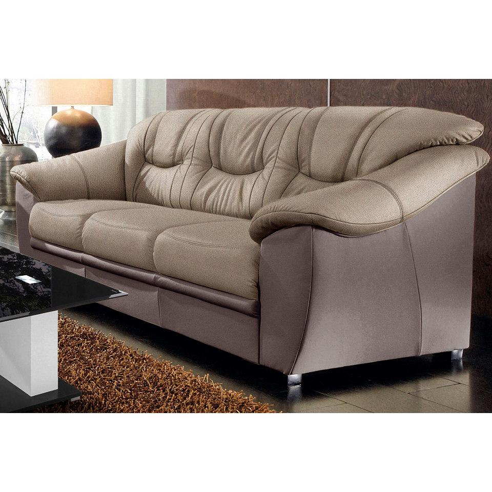 3-Sitzer mit Bettfunktion
