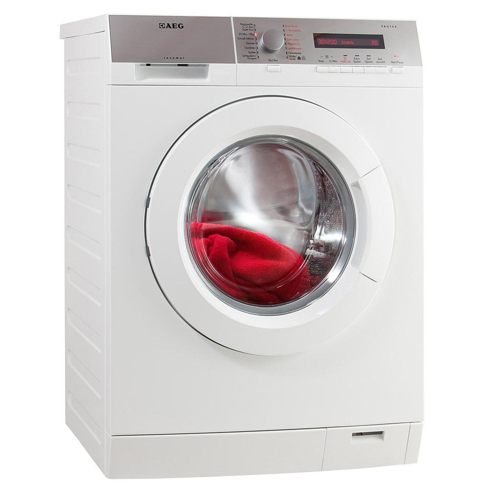AEG Waschmaschine L76485HFL, A+++, 8 kg, 1400 U/Min