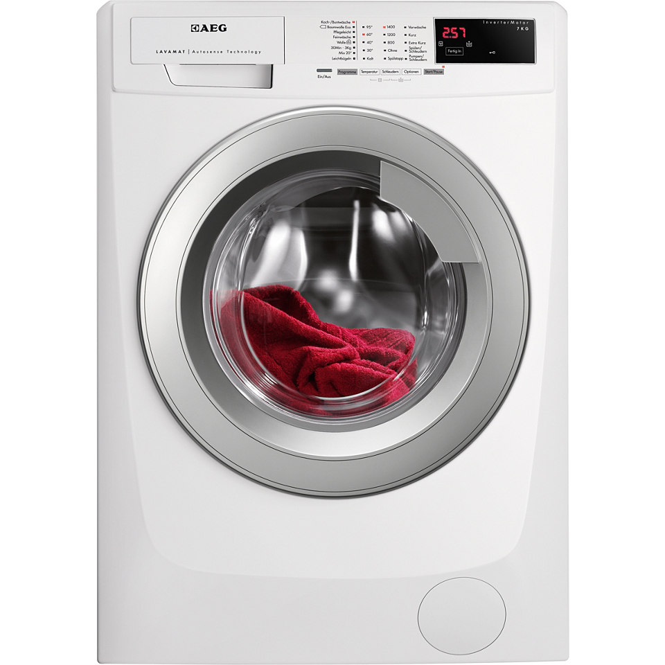 AEG Waschmaschine Lavamat 69470VFL, A+++, 7 kg, 1400 Touren
