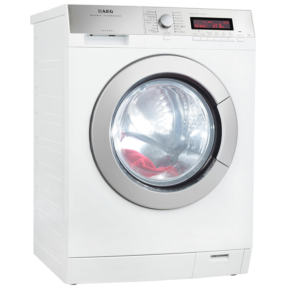 AEG Waschmaschine Lavamat L89495FL, A+++, 9 kg, 1400 U/Min