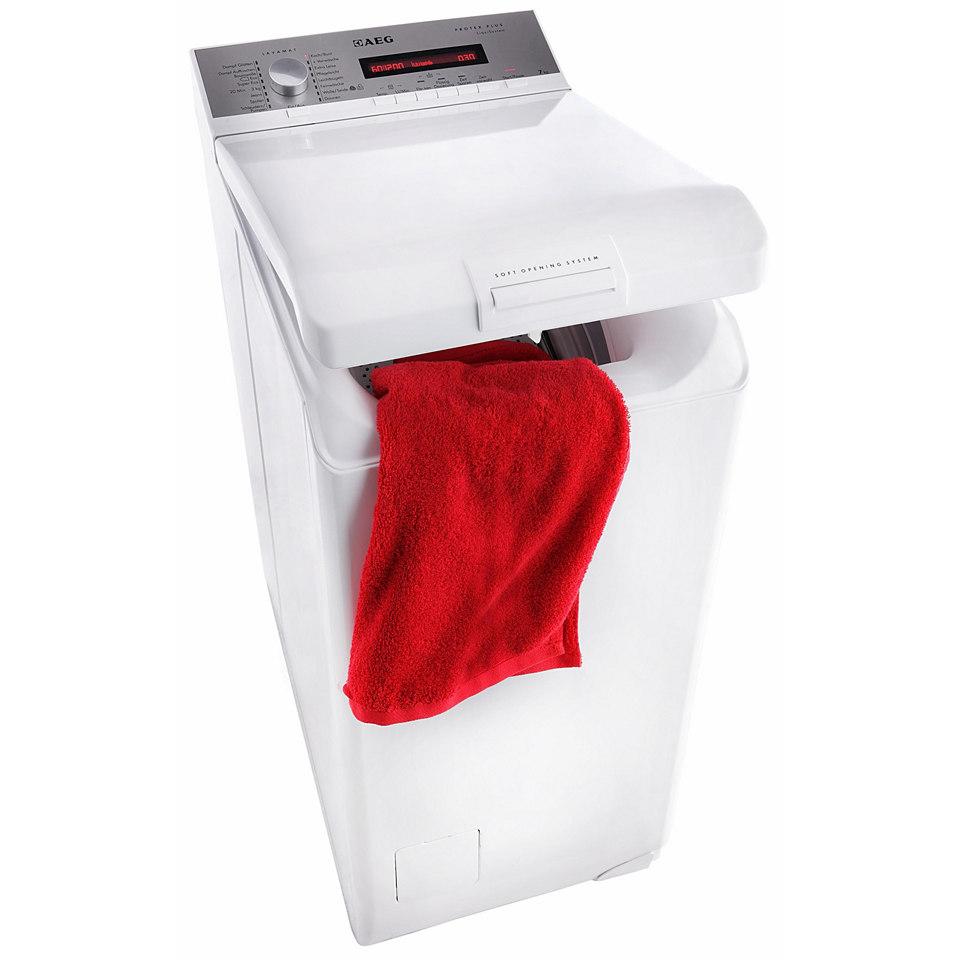 AEG Waschmaschine Toplader L7527TL, A+++, 7 kg, 1200 U/Min