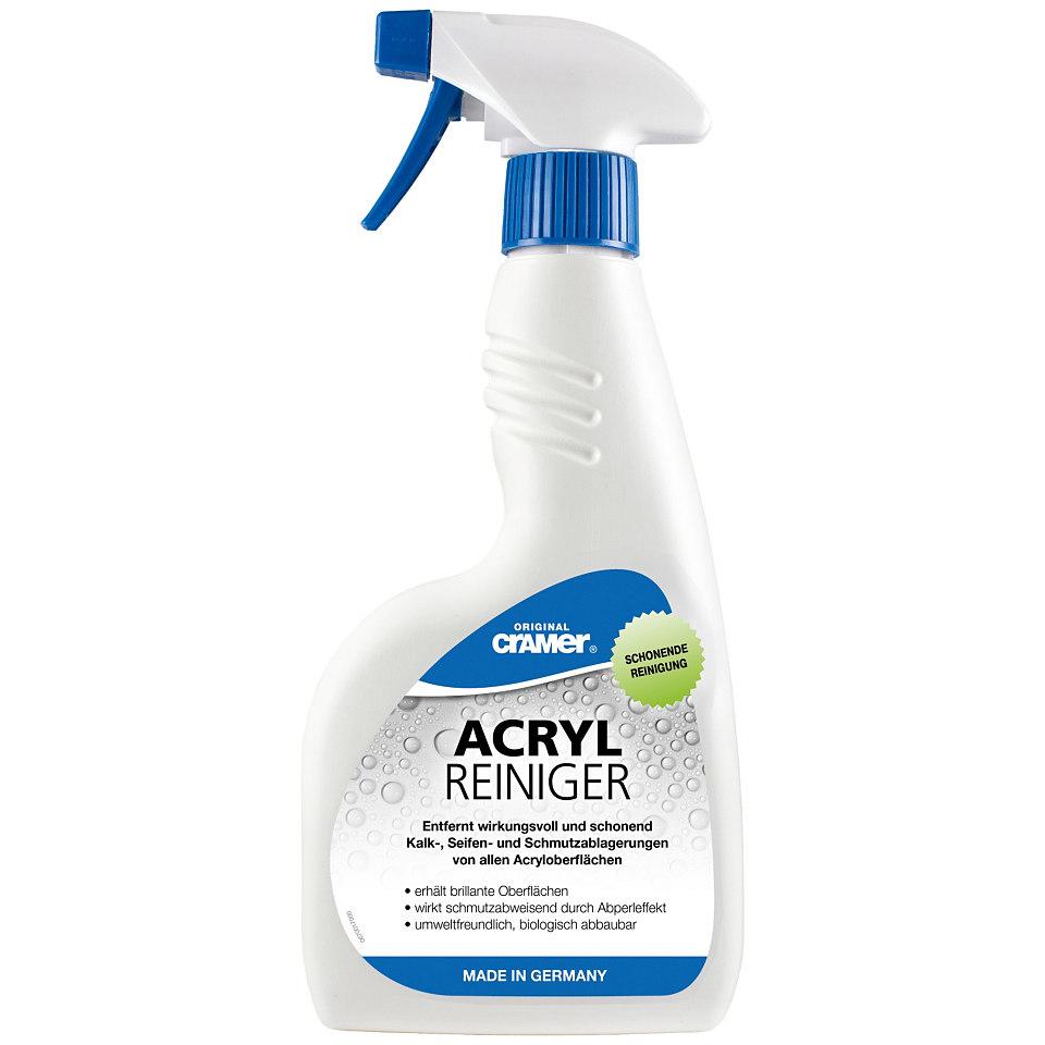 Acrylreiniger »Richtig reinigen«