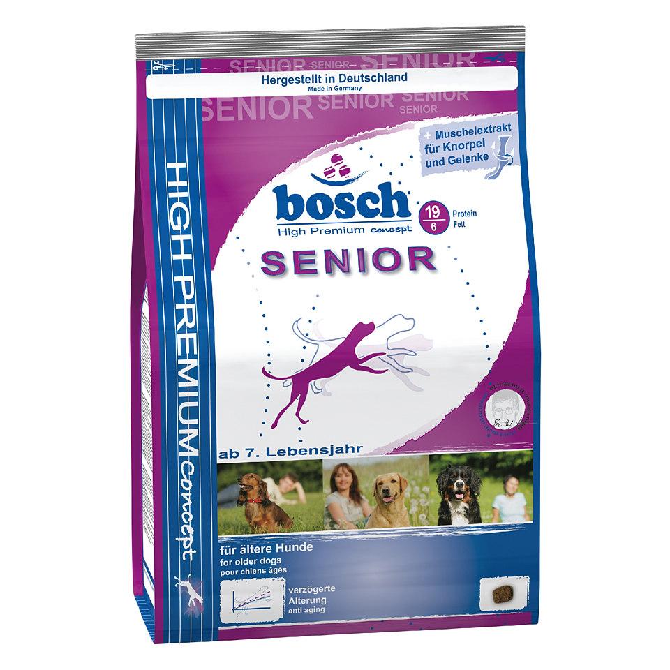 Alleinfuttermittel �Senior�