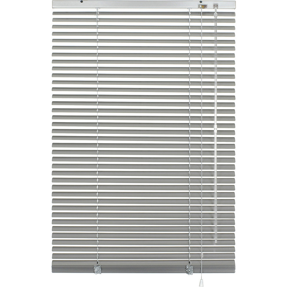 Aluminium-Jalousie im Fixmaß, Gardinia, 25mm (1 Stück)