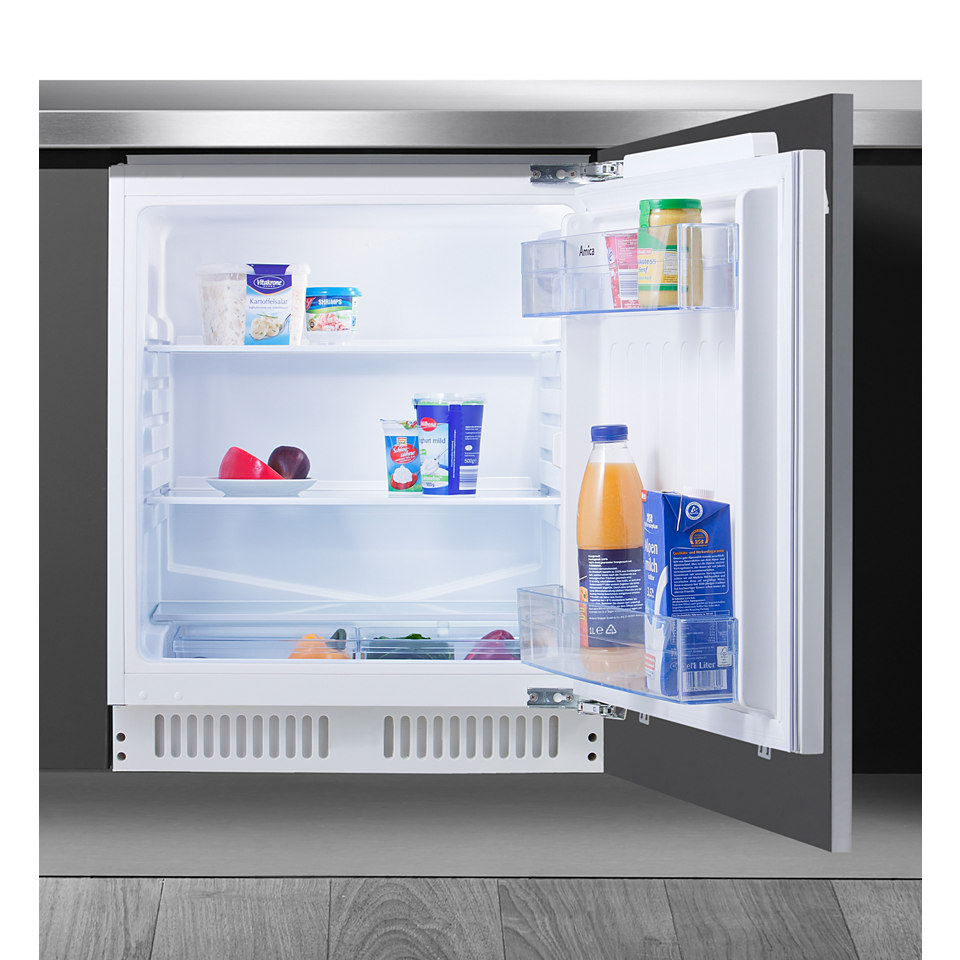 Amica Unterbauvollraumkühlschrank UVKS 16149, A+, Höhe max. 87 cm