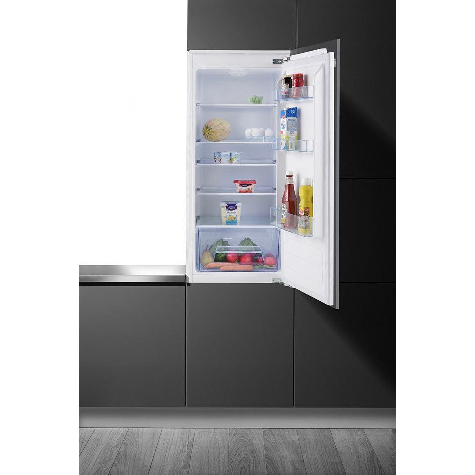 Amica integrierbarer Einbau-Vollraum-Kühlschrank EVKS 16185, A++, Höhe 121 cm