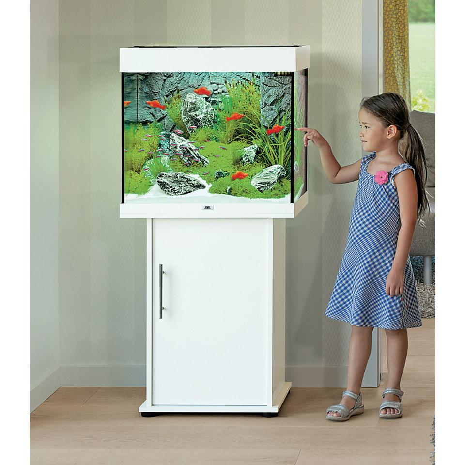 Aquarium-Set »Lido« in weiß