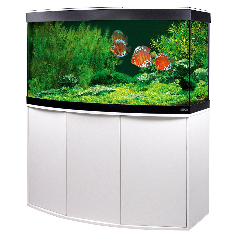 Aquarium Set »Vicenza« in weiß