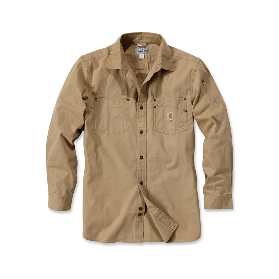 Arbeitshemd �Renville Solid Long Sleeve Woven Shirt�