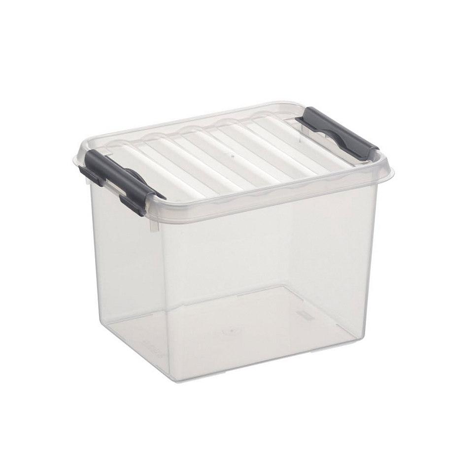 Aufbewahrungsboxen, 12 x 3 Liter