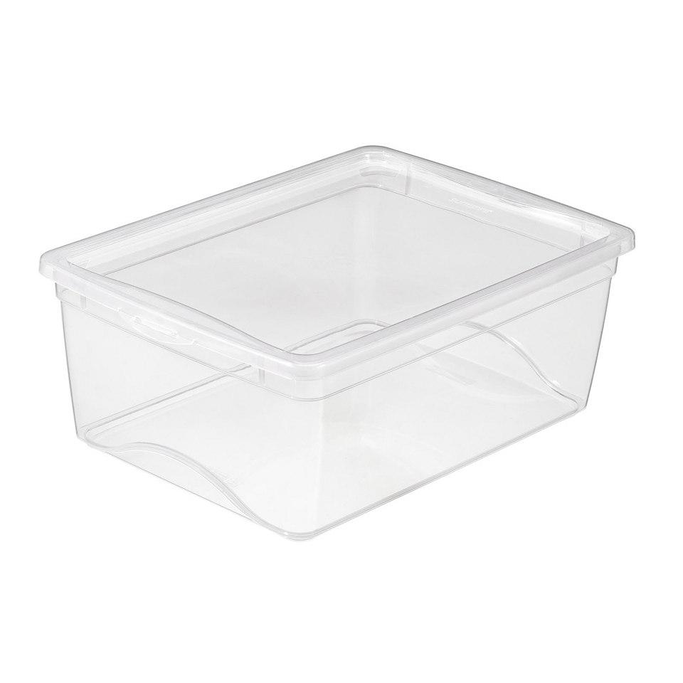Aufbewahrungsboxen, 6 x 11 Liter