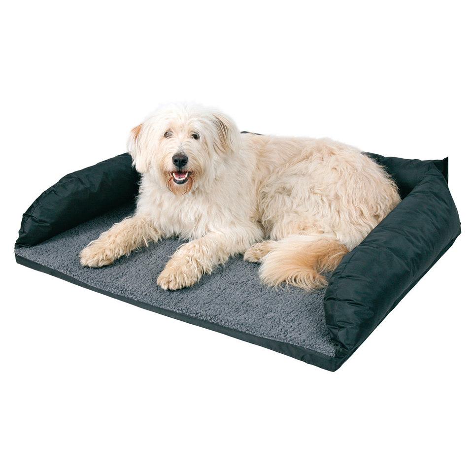 trixie autobett 95 x 75 cm preisvergleich hundebett. Black Bedroom Furniture Sets. Home Design Ideas