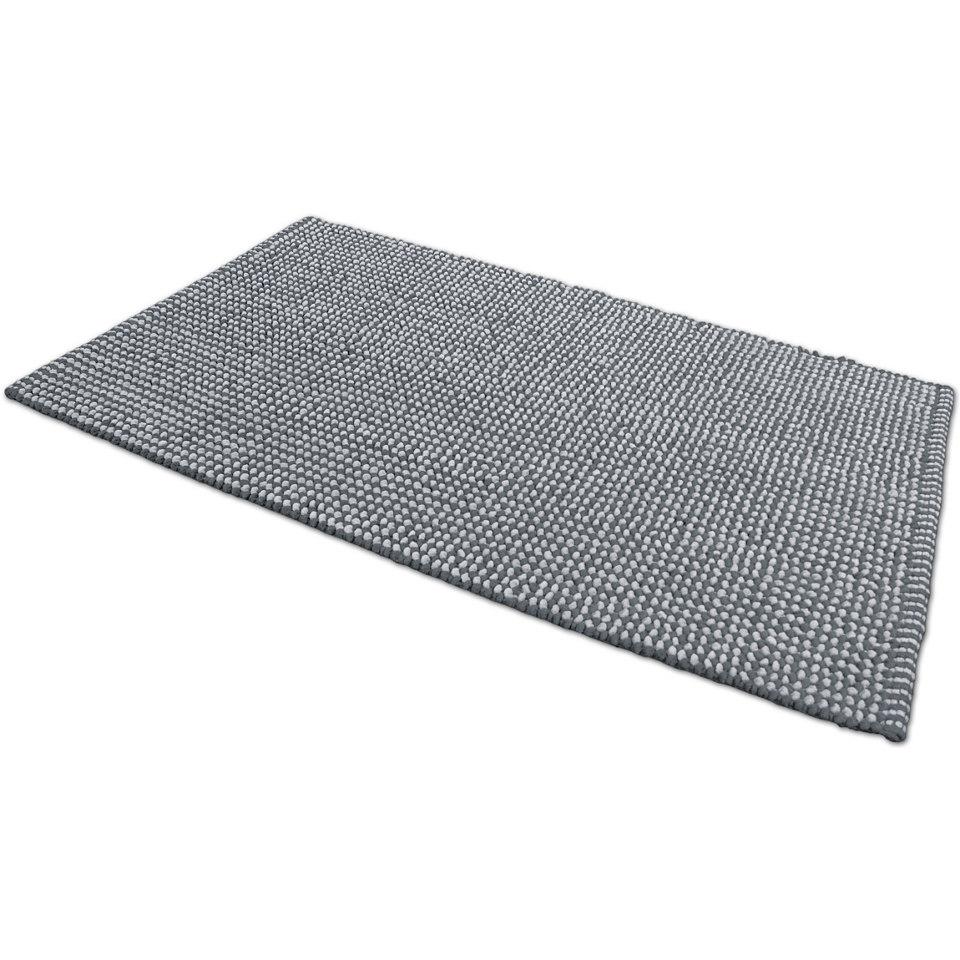 Badematte, Dyckhoff, »Drops«, Höhe ca. 10mm, Baumwolle, rutschhemmender Rücken