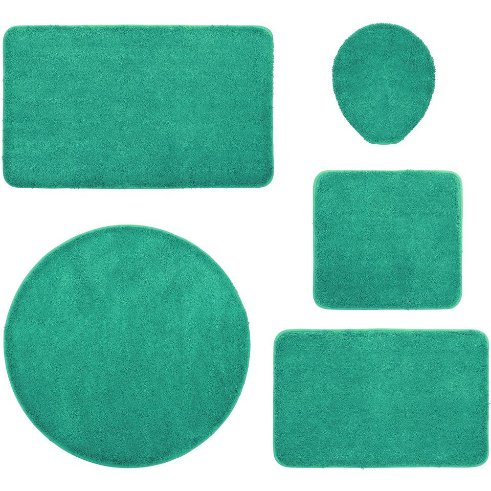 Badematte, Kinzler, �Chaozhou�, Microfaser, H�he ca. 25mm, rutschhemmender R�cken