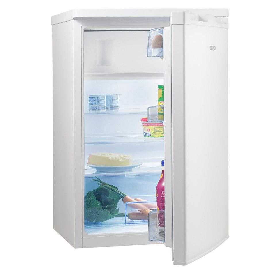 Beko Kühlschrank TSE 1284, A+++, 84 cm hoch
