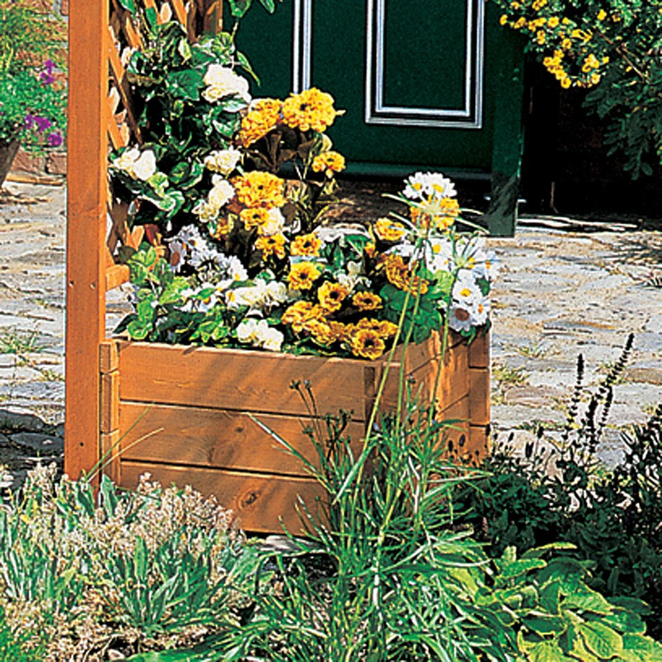 Blumenkästen-Set (2 Stck.)