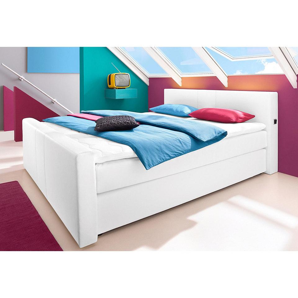 Boxspring-Bett, Inosign, Kopfteilh�he 90,5 cm