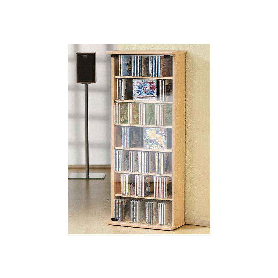 CD/DVD-Turm, VCM, �Vetro� f�r 150 CDs