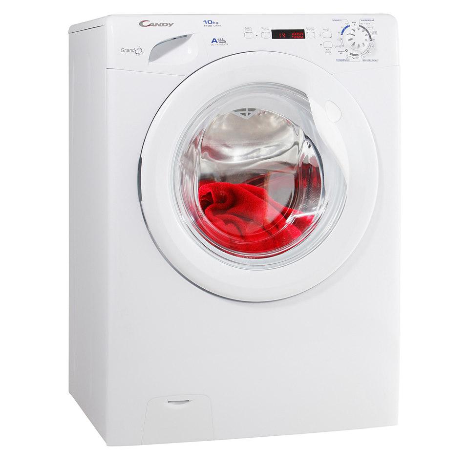 Candy Waschmaschine GrandO Comfort GC 14102 D3, A+++, 10 kg, 1400 U/Min