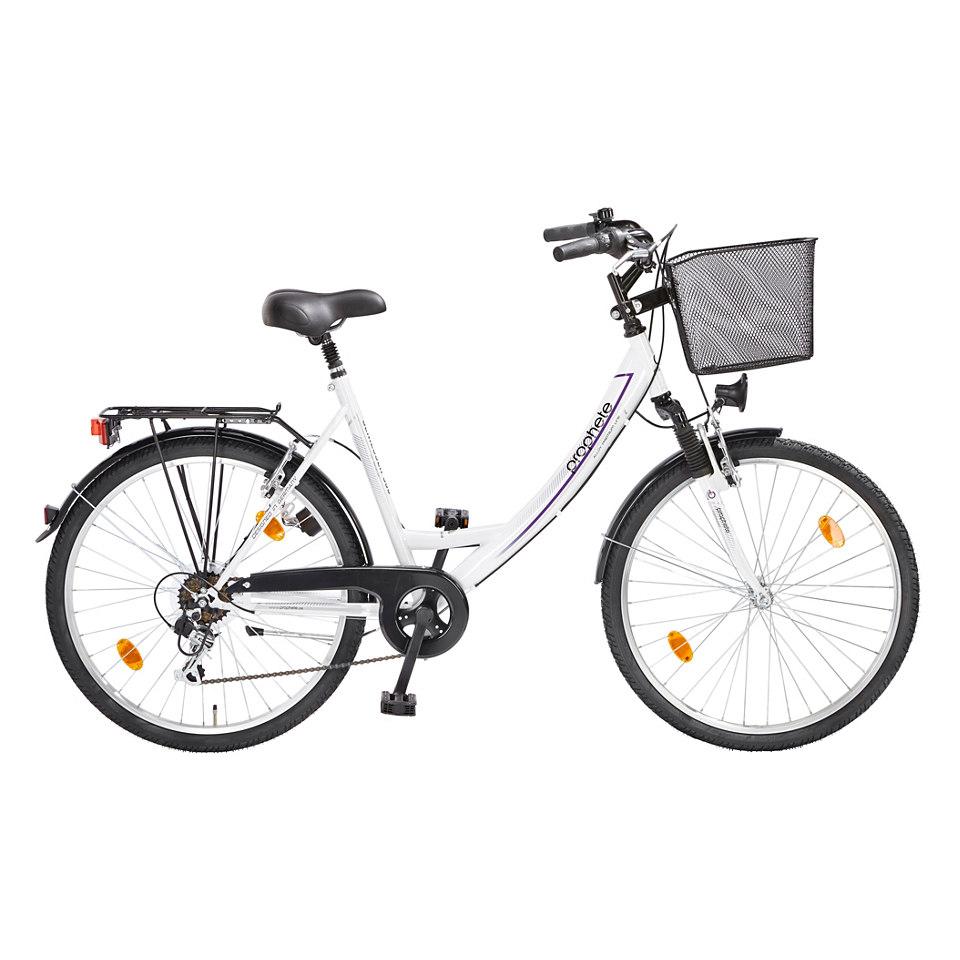 PROPHETE Citybike (Damen) »Geniesser 300, 66,04 cm (26 Zoll), 71,12 cm (28 Zoll)«