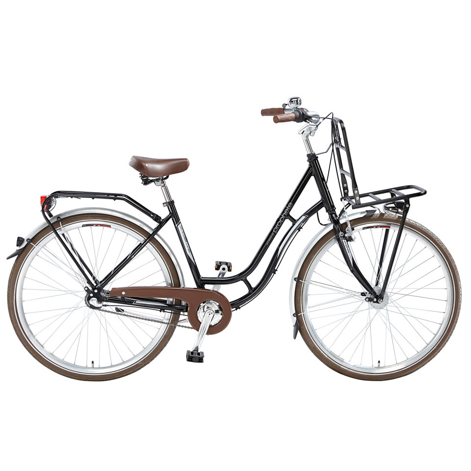 PROPHETE Citybike (Damen) »Geniesser Cargo, 71,12 cm (28 Zoll)«