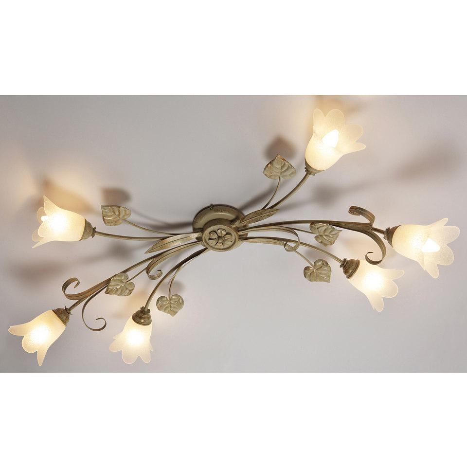 Deckenlampe »Florentiner-Serie«, 6flg.