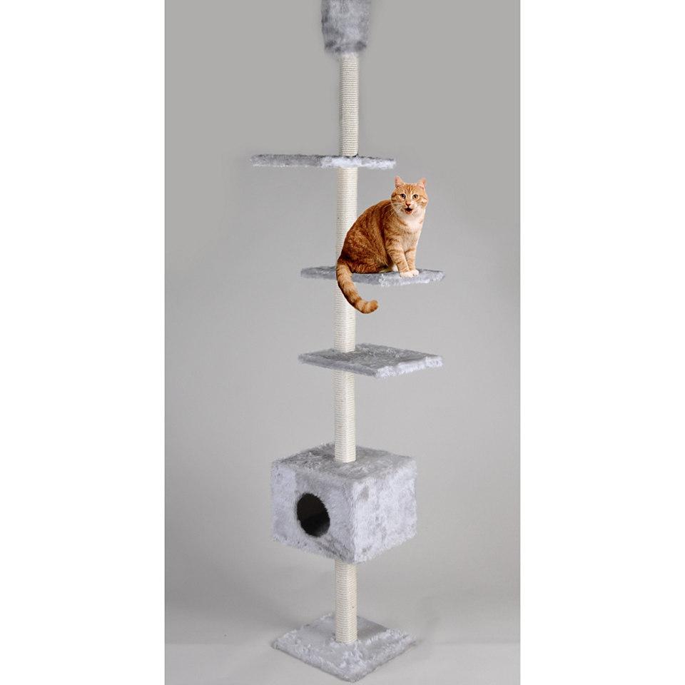 Deckenspanner-Kratzbaum �Kratzturm�