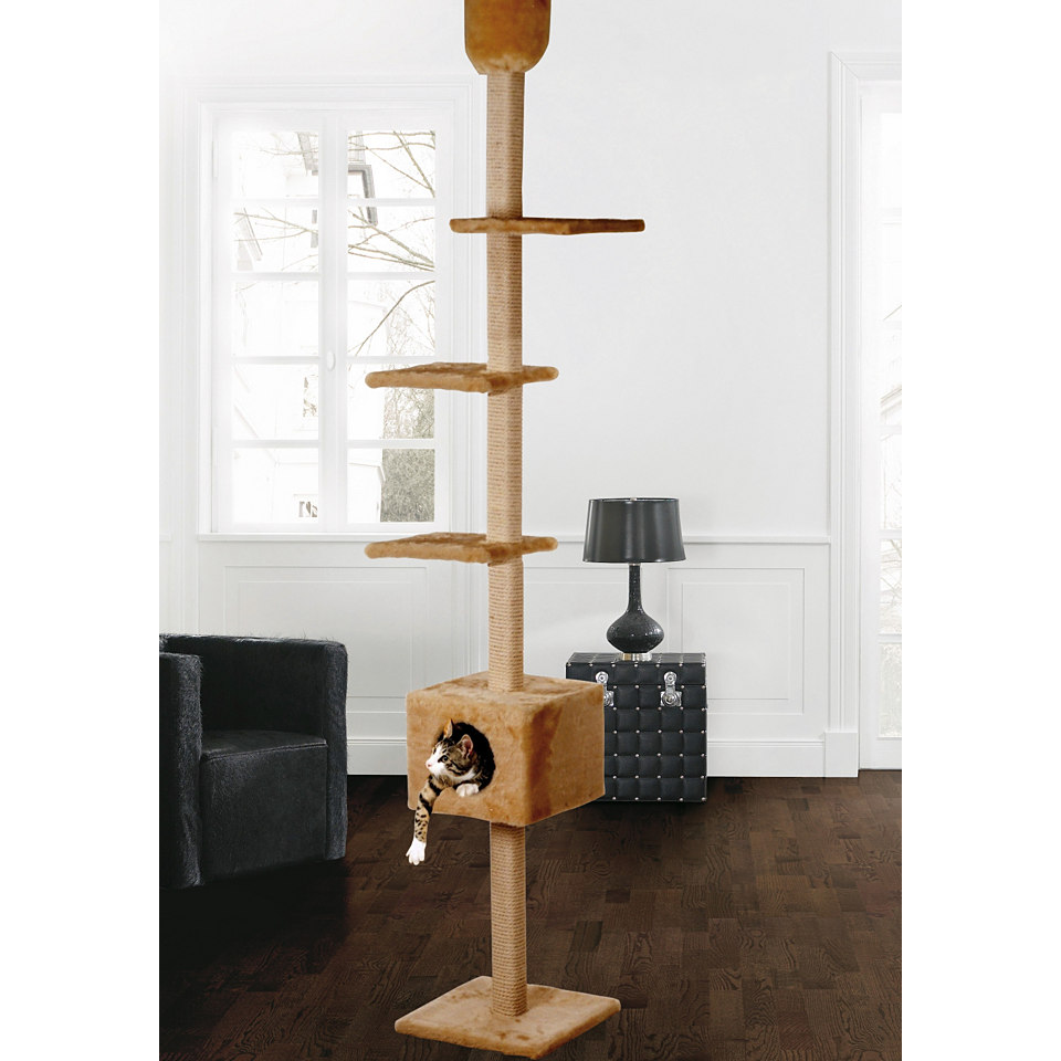 Deckenspanner-Kratzbaum »Kratzturm«