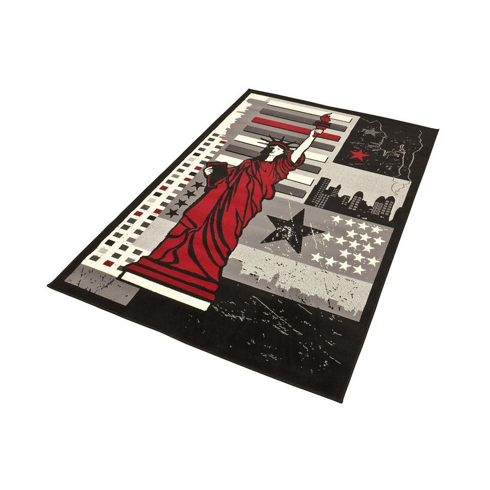 Design-Teppich, Hanse Home, �Freiheitsstatue�