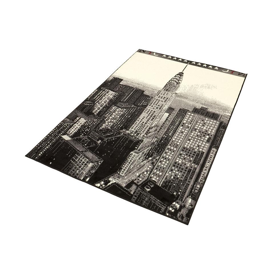Design-Teppich, Hanse Home, »NY Blocks - New York Blocks«