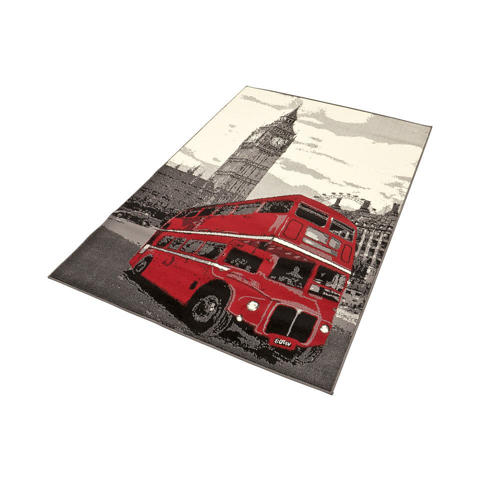 Design-Teppich, Hanse Home, »Union Wagon«