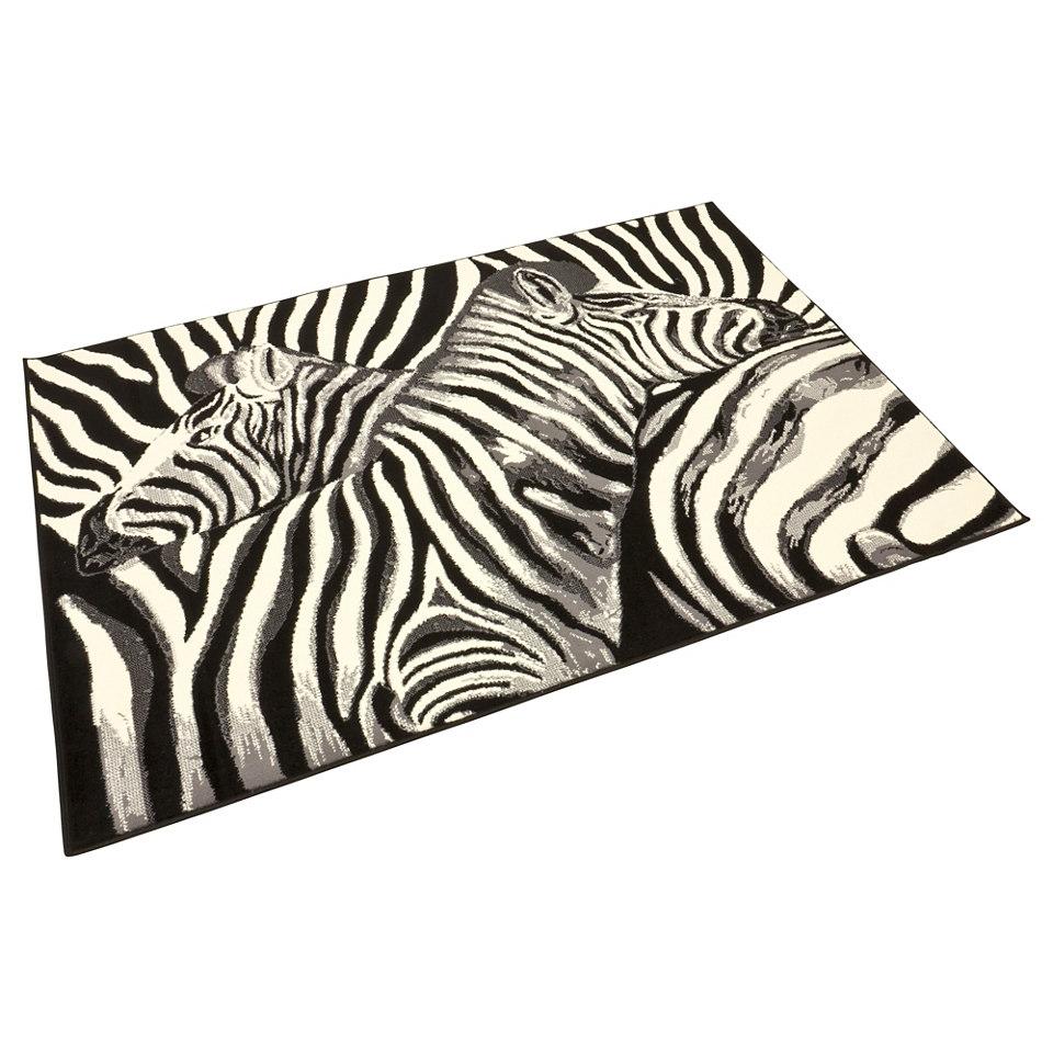 Design-Teppich, Hanse Home, »Zebra«