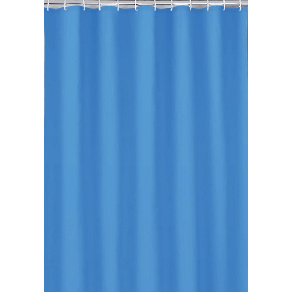 Duschvorhang �blau�