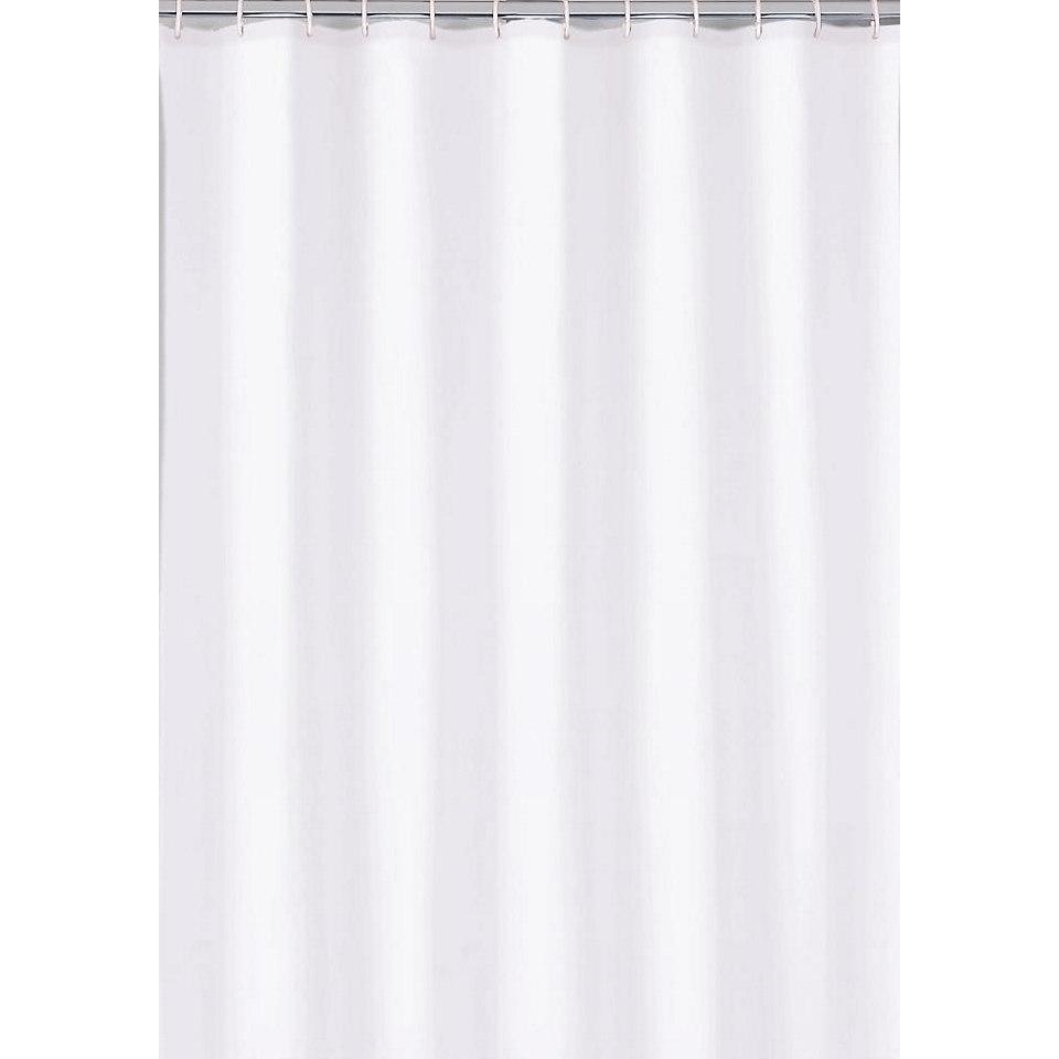 Duschvorhang �wei߫, Polyester