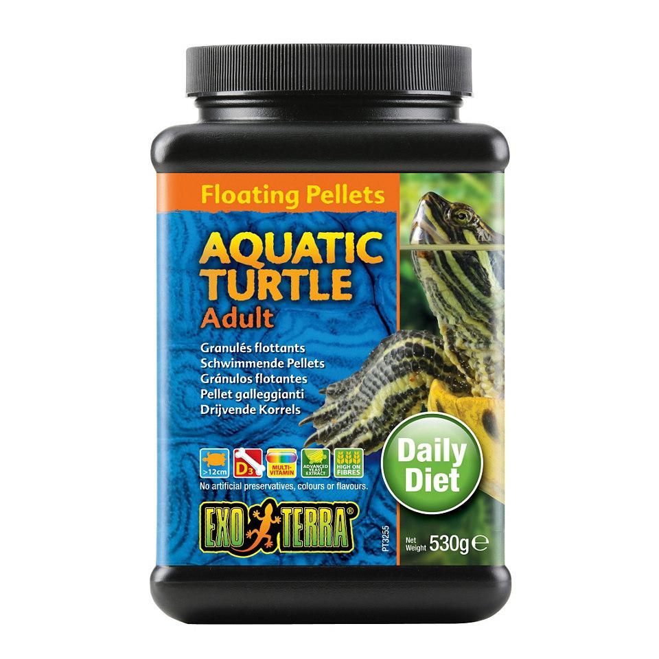 EX Schwimmende Pellets - Wasserschildkrötenfutter