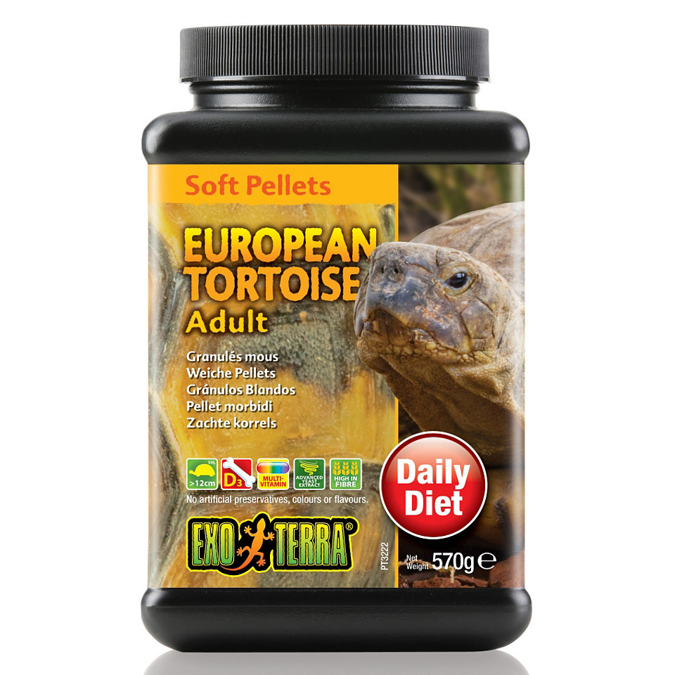 EX Soft Pellets - Schildkrötenfutter