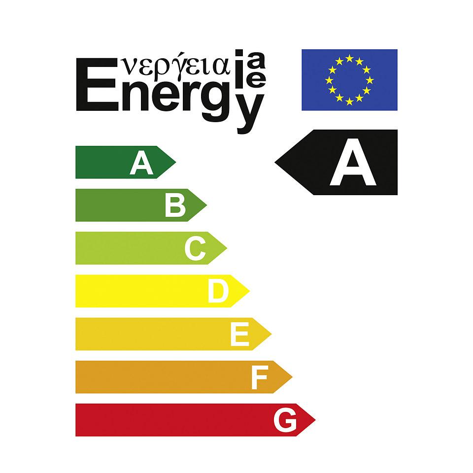 Energiespar-Tischlampe, Leuchten Direkt (1flg.)