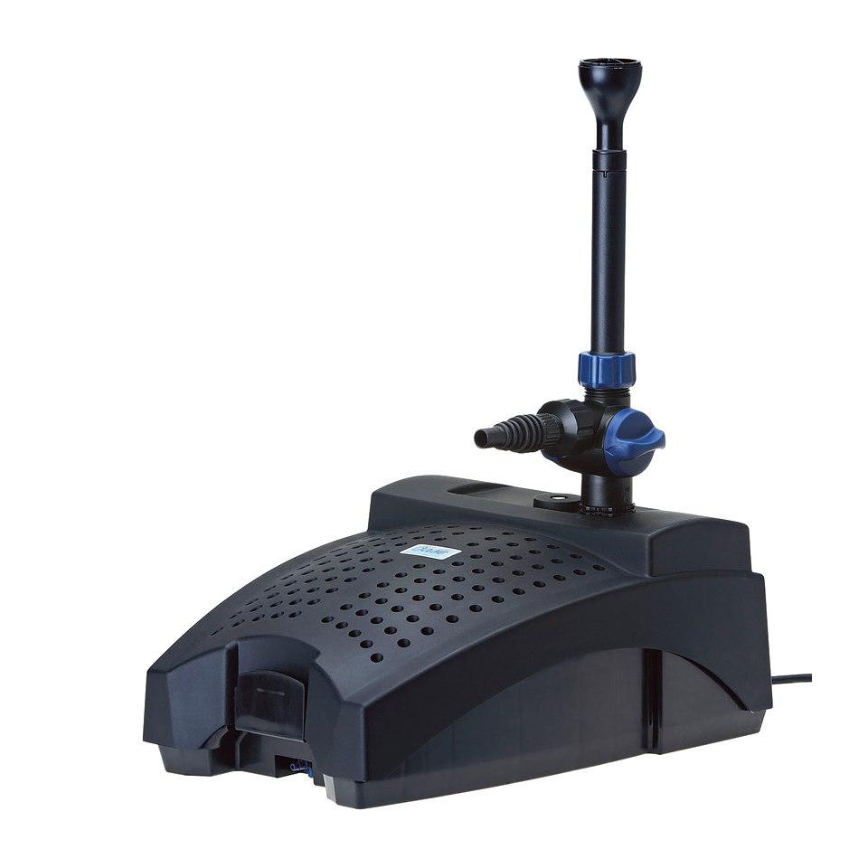 »Filtral 2500/5000«-UVC-Unterwasserfilter