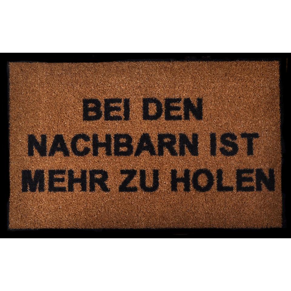 Fußmatte, Hanse Home, »Nachbarn«