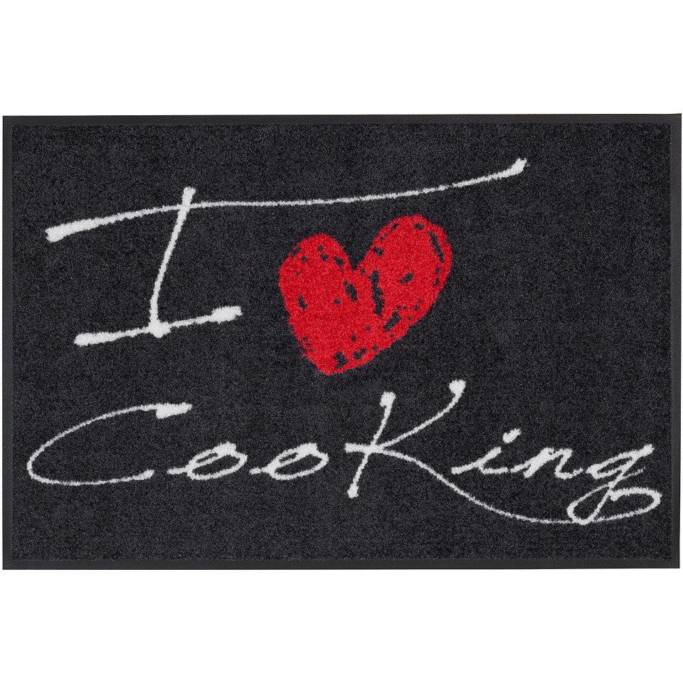 Fu�matte, Salonloewe, �Cooking�