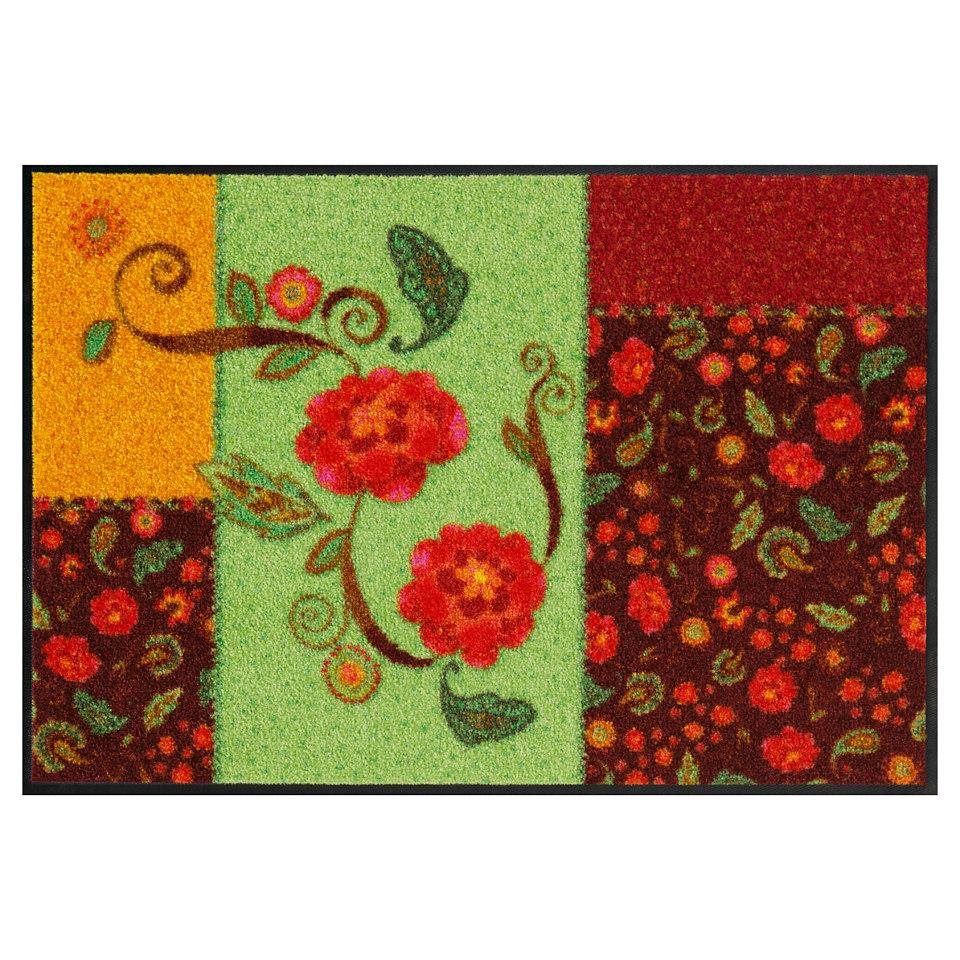 Fußmatte, Salonlöwe »Flowers«