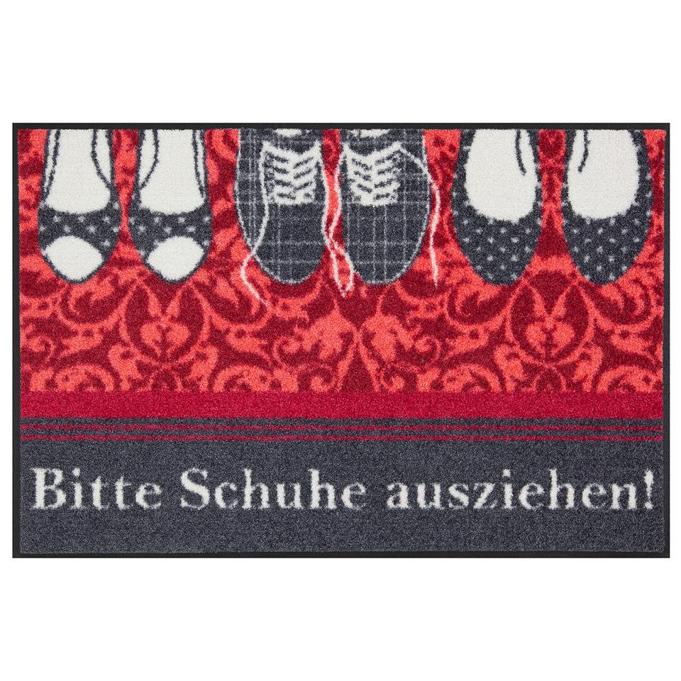 Fußmatte, Salonlöwe »Schuhe«