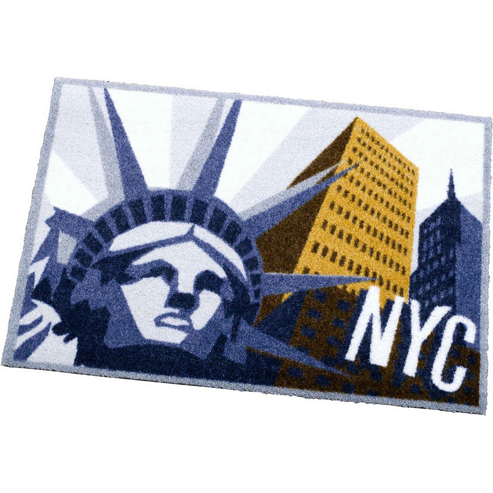 Fußmatte, Zala Living, »New York Liberty«