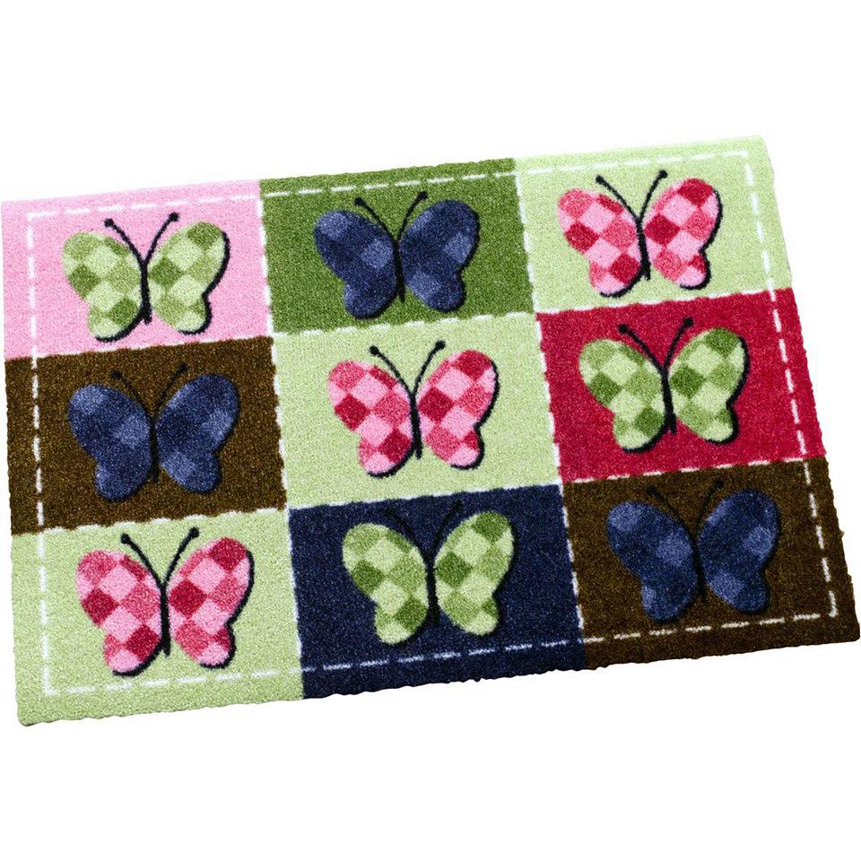 Fußmatte, Zala Living, »Schmetterlinge«